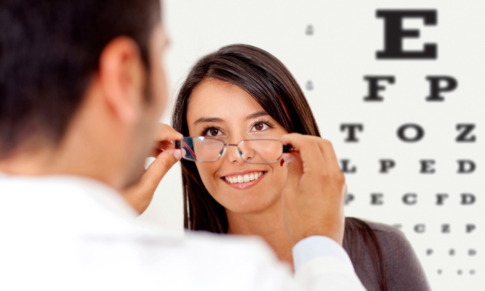 Davis Eye Associates - Winston-Salem: Eye Exam with Optional Contact-Lens Evaluation and Trial Pair at Davis Eye Associates (Up to 63% Off)