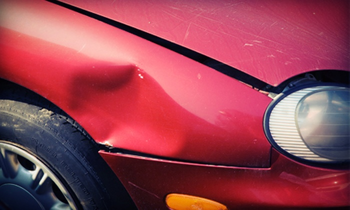 Dent Source - Central Oklahoma City: $225 for $500 Worth of Auto Blemish Repair at Dent Source