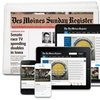 The Des Moines Register – Up to 80% Off