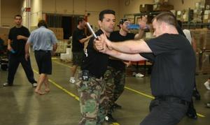 Dark Gift Combat: 20 Martial Arts Classes at Dark Gift Combat (45% Off)
