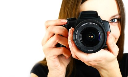 18-Module Online Certified Photography Course from iPhotography for £49 (90% Off)