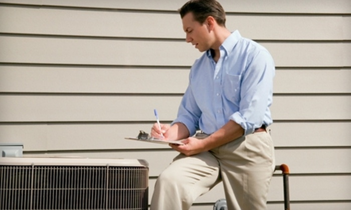 21 Degree's One Hour Heating & Air Conditioning - Kingston / Belleville: $49 for a Home Air-Conditioner Tune-Up from 21 Degree's One Hour Heating & Air Conditioning (Up to $111.87 Value)