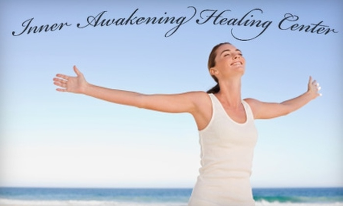 Inner Awakening Healing Center - Sharp Park: $70 for Colon Hydrotherapy Session and 30-Minute Infrared Sauna Session ($140 value) or $55 for Colon Hydrotherapy Session ($110 Value) at Inner Awakening Healing Center