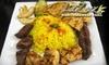 Bistro LaZeez - OLD ACCOUNT - Bethesda: $12 for $25 Worth of Mediterranean Cuisine and Drinks at Bistro LaZeez in Bethesda