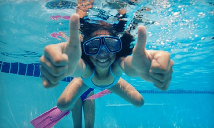 Swim School of Boulder - Transit Village: Four or Eight Swimming Lessons at Swim School of Boulder in Boulder (Up to 69% Off)