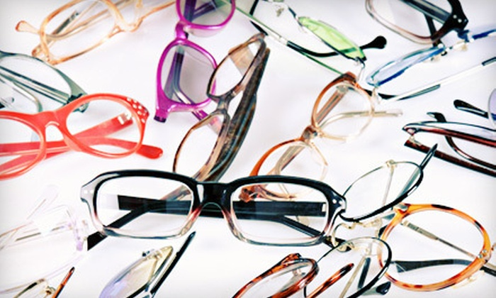 Cohen's Fashion Optical Boston - Downtown: Complete Prescription Eyewear at Cohen's Fashion Optical (Up to 76% Off). Two Options Available.