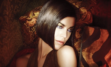 Haircare Package with Haircut and Gloss Color Treatment (a $100 value) - Landis Lifestyle Salon in Salt Lake City