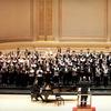 Half Off Choral Concert at Carnegie Hall
