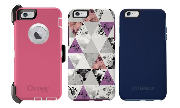finest selection 22c12 7a509 Up To 32% Off on OtterBox Cases for iPhone | Groupon Goods