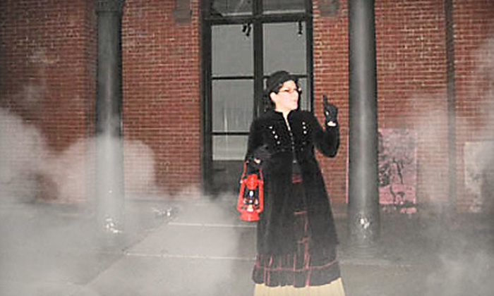Providence Ghost Tour - College Hill: Walking Ghost Tour for Two from Providence Ghost Tour. Five Options Available.