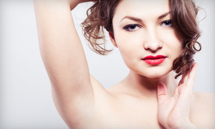Mint Laser Clinic + Skin Care - Liberty VIllage: Six Laser Hair-Removal Sessions for Small, Medium, or Large Areas at Mint Laser Clinic + Skin Care (Up to 90% Off)