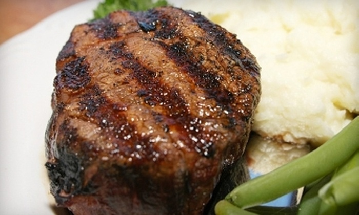 The Madison Inn Restaurant - Black Mountain: $12 for $25 Worth of Eclectic Southern Fare at The Madison Inn Restaurant
