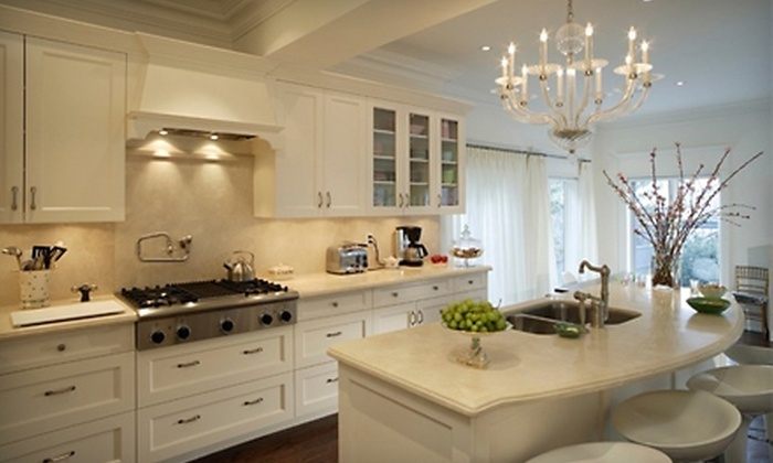 Granite and Marble Accents International  - Downtown: $100 for $400 Toward Countertops and Installation from Granite and Marble Accents International