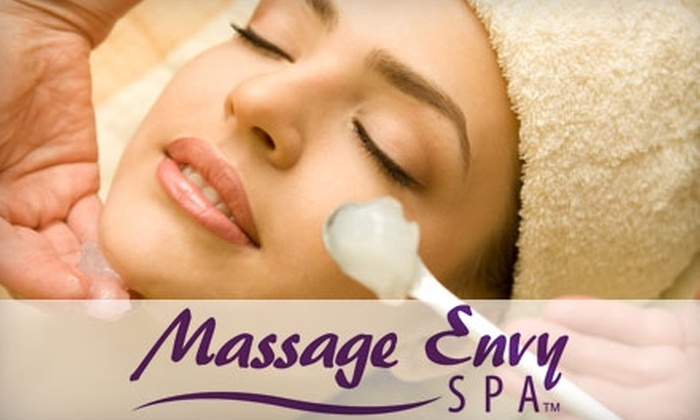 Massage Envy Spa - Multiple Locations: $39 for a Signature Facial at Massage Envy Spa ($88 Value). Choose One of Two Locations.