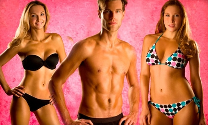 Spray - Park Ridge: $27 for One Mobile Airbrush Tan from Spray ($55 Value)