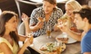 US Pizza - Surprize: Pizza or Pizza Package at US Pizza (Up to 50% Off). Two Options Available.