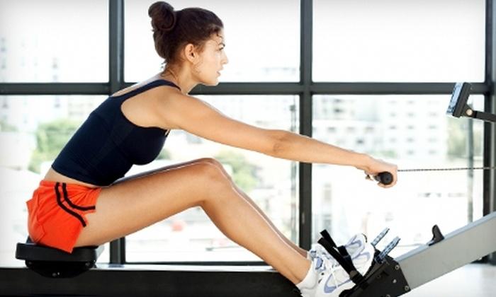 Inspired Fitness Training Center - Petaluma: $49 for a Two-Month Membership to Inspired Fitness Training Center (Up to $110 Value)