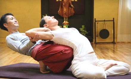 Lotus Palm School of Thai Yoga Massage - Lotus Palm School of Thai Yoga Massage in