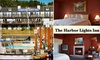 Depoe Bay Inn - Depoe Bay: $265 for Two-Night Stay, Bottle of Wine, Bouquet of Flowers, and Breakfast at The Harbor Lights Inn (Up to $573 Value)