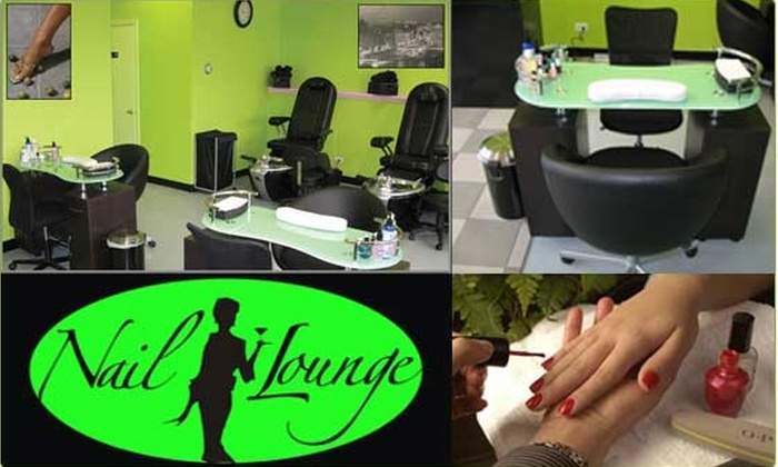 Nail Lounge & Spa - Wilmette: 4 Spa Treatments for $75