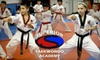 Superior Martial Arts and Fitness - Cranston: Classes at Superior Tae Kwon Do Academy in Cranston. Choose from Three Options.
