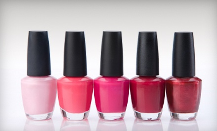 Eye Candy Salon: Manicure and Pedicure  - Eye Candy in Dallas