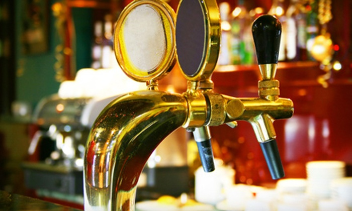 Smokin' Hot Bar and Grille - Glenwood: $12 for $25 Worth of Grilled Fare and Drinks at Smokin' Hot Bar & Grille in Glenwood