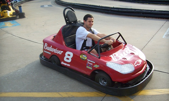 Kissimmee Go-Karts - Kissimmee: $22 for a Go-Kart Outing for Two at Kissimmee Go-Karts ($65 Value)