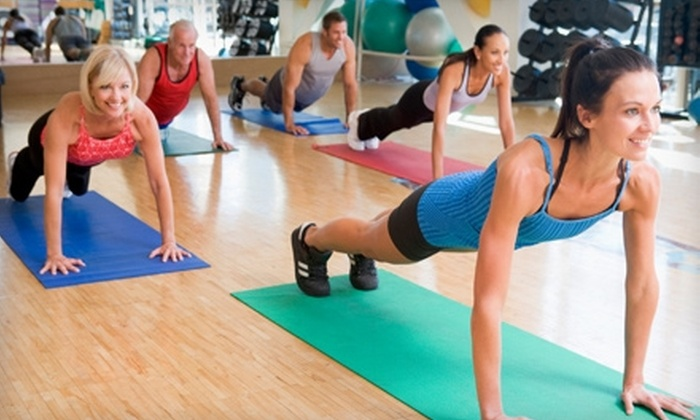 Boston North Fitness Center - Danvers: $30 for a 30-Day Membership Including Group Classes to Boston North Fitness Center in Danvers ($79 Value)
