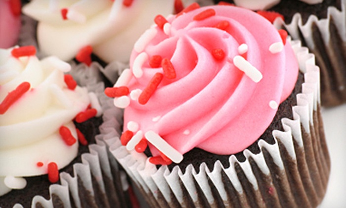 Sweets Unlimited - Glendale: Regular or Stuffed Gourmet Cupcakes at Sweets Unlimited in Glendale