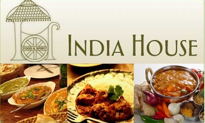 India House - Near North Side: $15 for $30 Voucher to India House