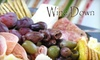 Wine Down - Burleson: $17 for $35 Worth of Bistro Fare and Drinks at Wine Down in Burleson