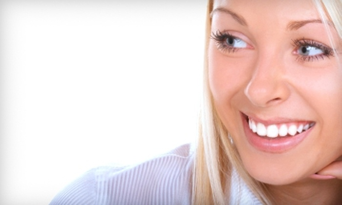 Montgomery Plaza Dental - Montgomery Plaza: Teeth Whitening at Montgomery Plaza Dental. Two Options Available.