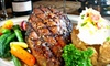 Stagecoach Inn Restaurant - Manitou Springs: $10 for $20 Worth of Comfort Fare at Stagecoach Inn