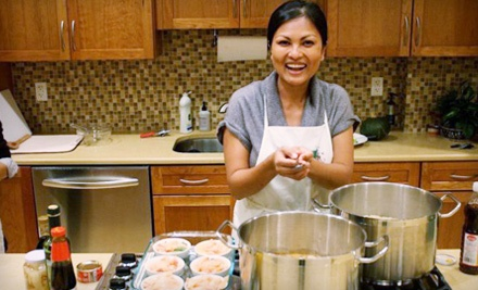 2-Hour Individual Cooking Class of Your Choice (a $65 value) - The Food Evolution in Nanuet