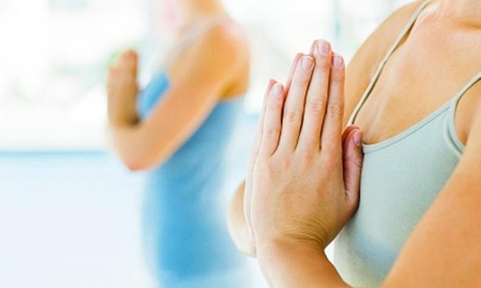 Go Yoga - Fernandina Beach: $19 for Five Classes at Go Yoga in Fernandina Beach ($40 Value)