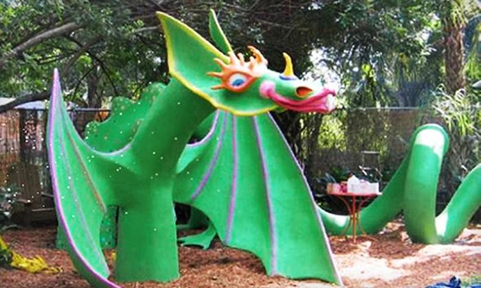 Sarasota Children's Garden - Gillespie Park: Admission to Sarasota Children's Garden for Four People (Up to $40 Value)