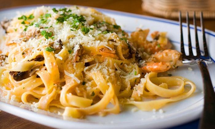 Italiani's Family Restaurant - Minneapolis: $12 for $25 Worth of Pizza, Italian and American Fare, and Drinks at Italiani's Family Restaurant