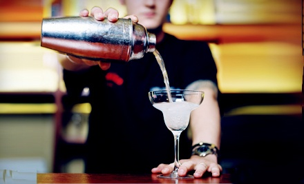4-Hour Mixology Course (a $124 value) - ABC Bartending School in Asheville