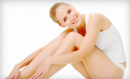 6 Laser Hair-Removal Treatments for a Small Area (up to a $1,614 value) - The Medispa at Shrewsbury in Shrewsbury