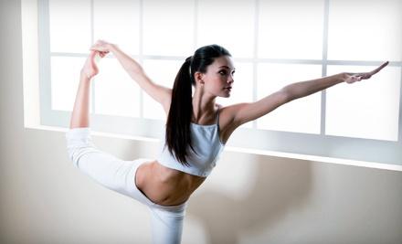 10 Hot-Yoga Classes (up to a $159 value) - Bikram Yoga Red Tree in Etobicoke