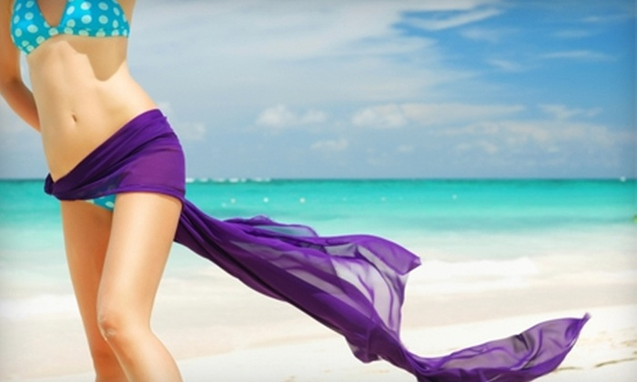 Vitality Med Spa - Multiple Locations: $99 for VelaShape Body-Contouring and Cellulite-Reduction Treatment at Vitality Med Spa ($300 Value)