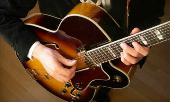 Portland Guitar Lessons - Oakdale: $30 for Two One-Hour Guitar Lessons at Portland Guitar Lessons ($60 Value)