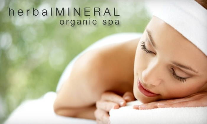 Herbal Mineral - Multiple Locations: $45 for Any Body Treatment at Herbal Mineral (Up to $120 Value)