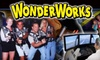 WonderWorks Orlando - Attraction Concepts Ltd. - Southwest Orange: $15 for Admission and Game of Lazer Tag at WonderWorks Orlando (Up to $29.81 Value)