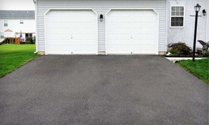 Asphalt Consultants - Sacramento: Up to 2,000 or 4,000 Square Feet of Sealant from Asphalt Consultants (Up to 56% Off)