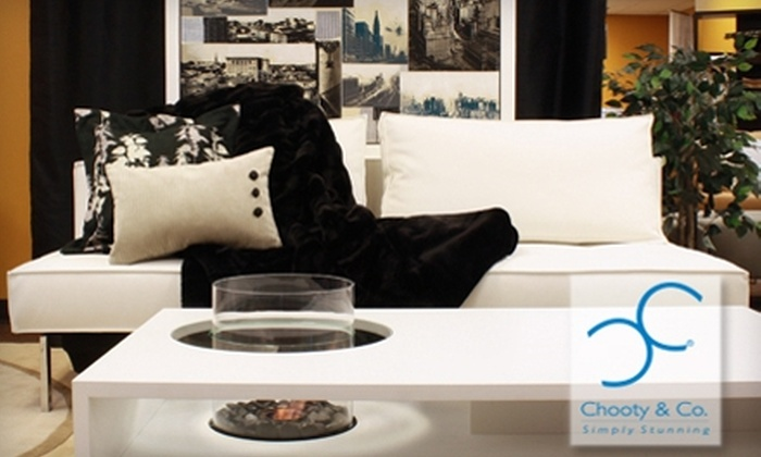 Chooty & Co. - Council Bluffs: $25 for $50 Worth of Home-Décor Items at Chooty & Co.
