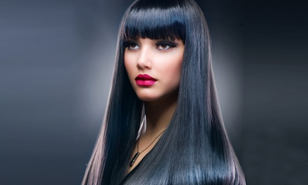 Haircut with Shampoo and Style from Jan Hudgin (60% Off)