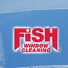 Fish Window Cleaning: $40 for $100 Worth of Window and Gutter Cleaning from Fish Window Cleaning
