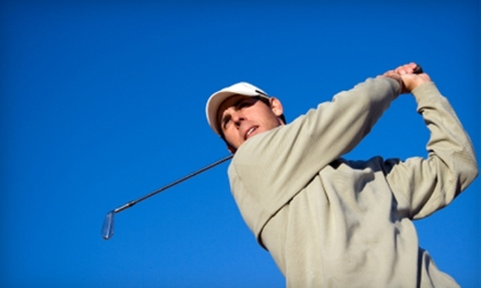 Pasadena Golf Center - 3: $39 for a Family Fun Day Package at Pasadena Golf Center in Pasadena